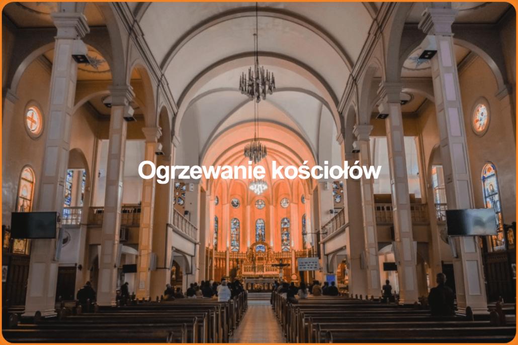 Winterwarm Polska - ogrzewanie obiektów sakralnych