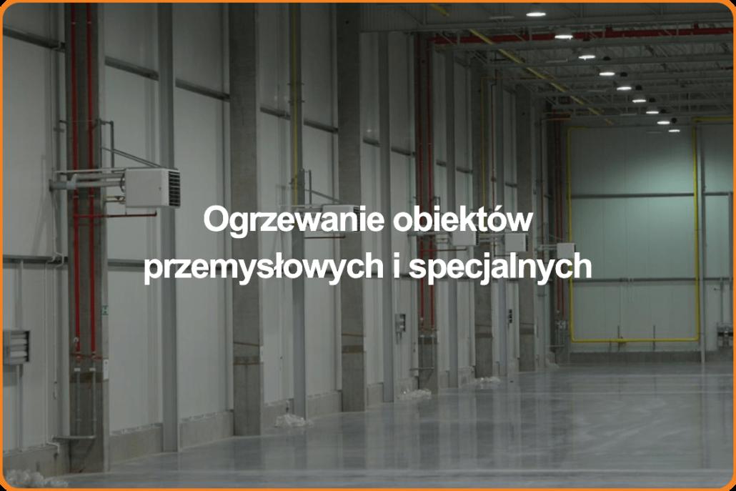Winterwarm Polska - ogrzewanie obiektów przemysłowych i specjalnych